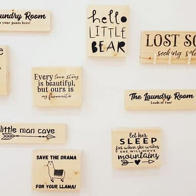 Quotes On Wood