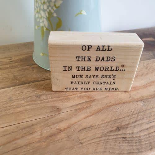funny quote for dad