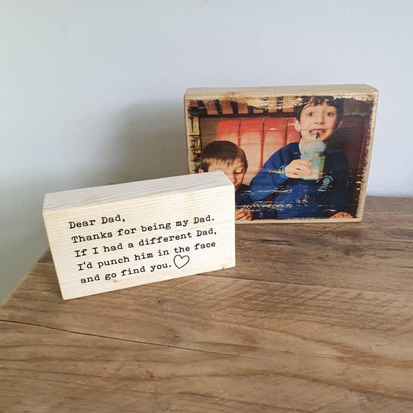 humorous father's day gift
